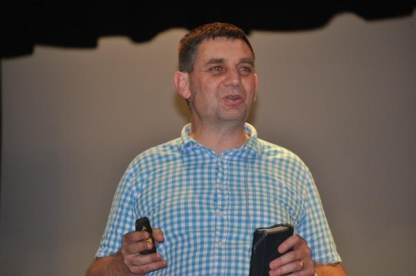 Pastor Graeme (Dunedin NZ)