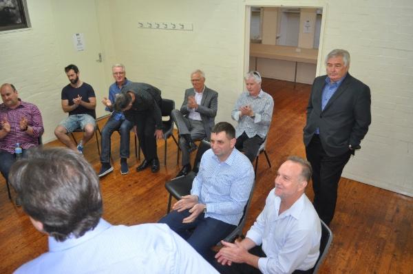Officers' meeting